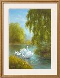 White Symphony II Art by Brian Smyth