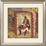 Chief, Guinea Prints by Gwenaëlle Trolez