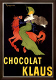Chocolat Klaus Framed Giclee Print by Leonetto Cappiello