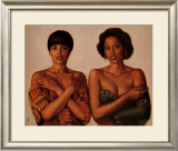Sisters Prints by Tim Ashkar
