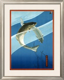 Try a Fly by the LNER, 1925 Framed Giclee Print by Verney L Danvers