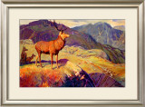 Scotland for Holidays Framed Giclee Print by W. Smithson Broadhead