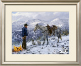 I Should Have Been A Stockbroker Limited Edition Framed Print by Tim Cox