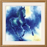 Mystic Horse Print by Thomas Aeffner