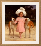 Alice Antoinette Prints by Jan Van Beers