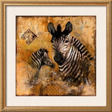 Wild Kingdom IV Print by  Georgie