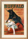 Buffalo Bouillon Framed Giclee Print by Leonetto Cappiello