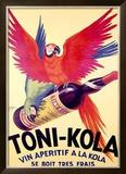 Toni-Kola Framed Giclee Print