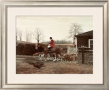 The Orange County Hounds Prints by Mark Philip Dassoulas
