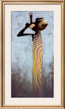 Aquarius I Prints by Maurice Evans