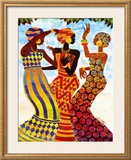 Celebration Prints by Keith Mallett
