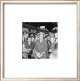 Bob Hope with Fans Prints