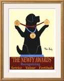 The Newfy Awards Limited Edition Framed Print by Ken Bailey