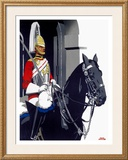 London, Heart of the Empire Framed Giclee Print by Frank Newbould