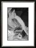Barbara Streisand Sitting Prints