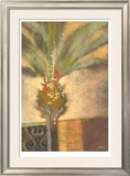 Artist Palm I Limited Edition Framed Print by  Cruz