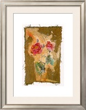 Abstract Roses II Prints by Michel Lafontaine