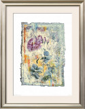 Abstract Roses IV Poster by Michel Lafontaine