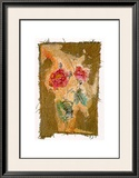 Abstract Roses II Posters by Michel Lafontaine