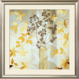 Autumn Leaves II Prints by  Irvine