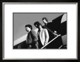 The Beatles, Deboarding the Plane Posters