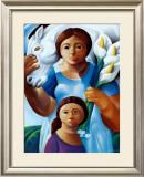 La Maternidad Prints by Jaime Olaya