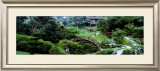 Japanese Garden, California Prints by Alain Le Toquin