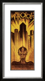 Metropolis, 1926 Poster by Schulz-Neudamm 