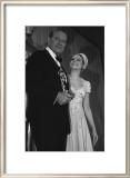 John Wayne and Barbara Streisand Posters