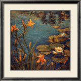 Tiger Lilies Posters by Donna Norine Schuster