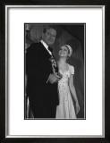 John Wayne and Barbara Streisand Art