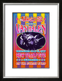 Van Halen at the Whiskey A-Go-Go Posters por Dennis Loren