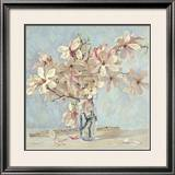 Magnolias Poster by Valeri Chuikov