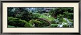 Japanese Garden, California Print by Alain Le Toquin