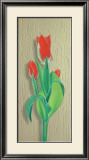 Tulip Art by M. Allegri