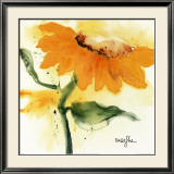 Sunflower IV Poster by  Marthe