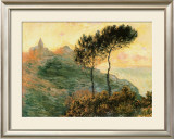 The Church at Varengeville, c.1882 Prints by Claude Monet