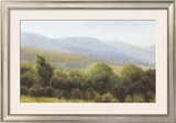 Valley View I Print by Elissa Gore