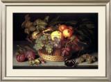 Fruit Basket Posters by Johannes Bosschaert