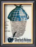 Sherlock Holmes et le Collier de la Mort Prints