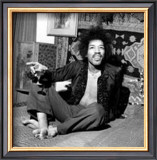 Jimmy Hendrix, 1965 Prints