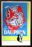 Les Vins Dauphin Prints by  Tilyjac