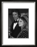 Clint Eastwood and Barbara Streisand Poster