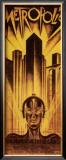 Metropolis, 1926 Print by  Schulz-Neudamm
