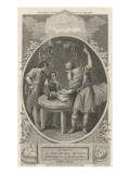 Galen Greek Physician in Rome, Founder of Scientific Physiology Giclee Print