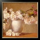 Cherry Blossom Prints by Valeri Chuikov