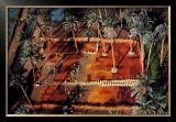 Sechage de Dattes Prints by Yann Arthus-Bertrand