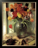 Tulips Prints by Fernand Toussaint