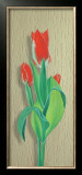 Tulip Print by M. Allegri