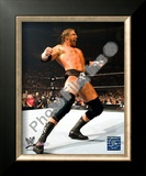 Triple H Framed Photographic Print